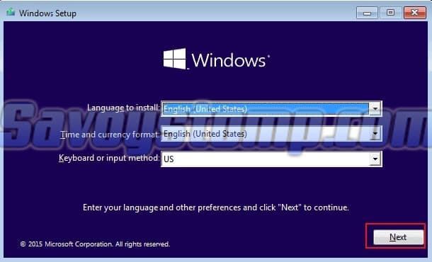 Akan muncul setting Windows default, kamu cukup mengubah bagian Time and currency format menjadi Indonesia
