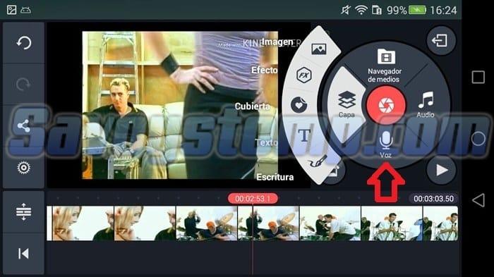 Bisa Menambah Audio dan Video dari Handphone