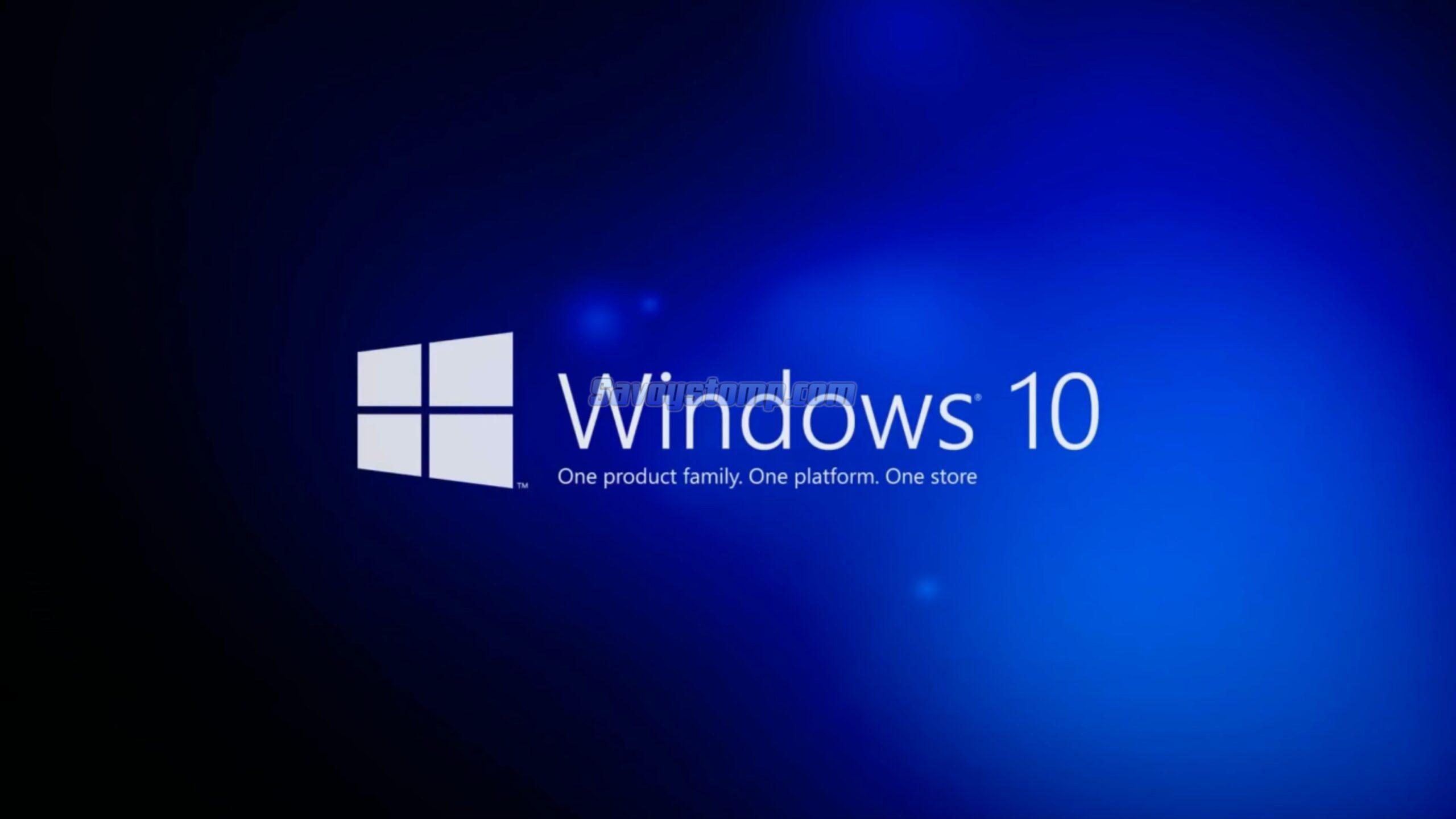 Cara Install Windows 10 Praktis dengan DVD Installer & Flashdisk