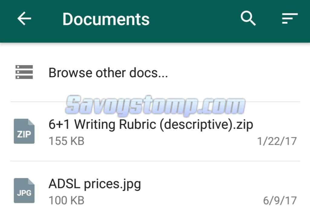 Dapat Mengirim Berbagai Format File