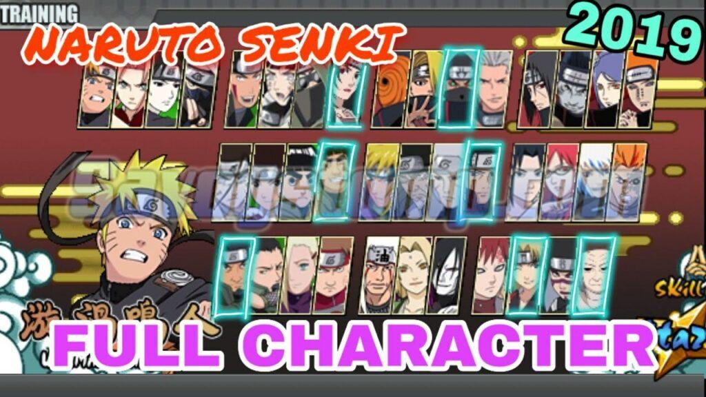 Full Character