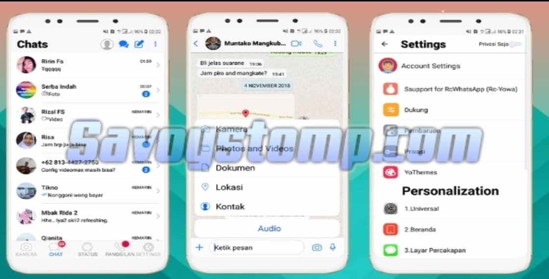 whatsapp mod ios 11 apk