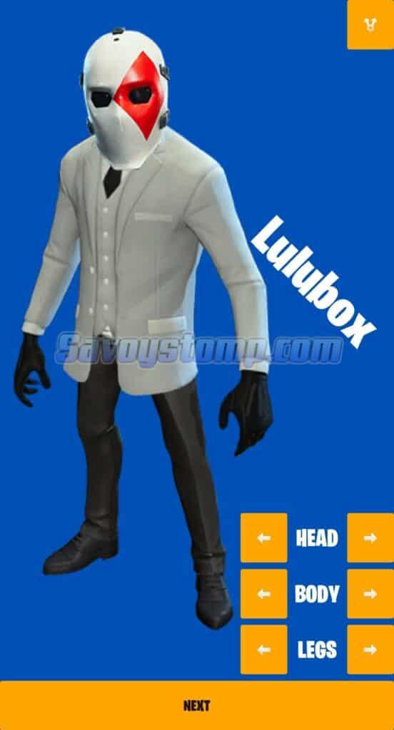 Karakter Gratis dari Lulubox