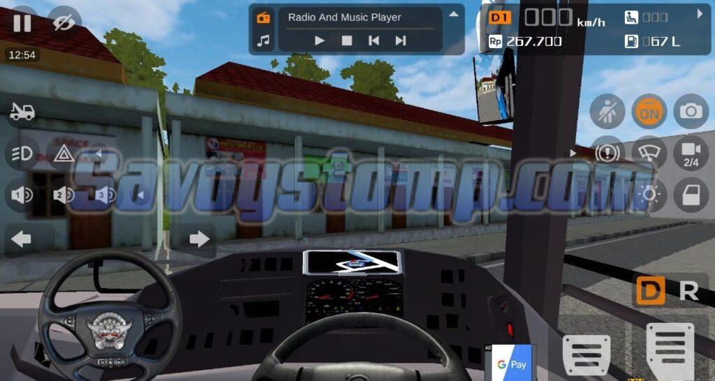 Kontrol Mod Bussid yang Dipermudah