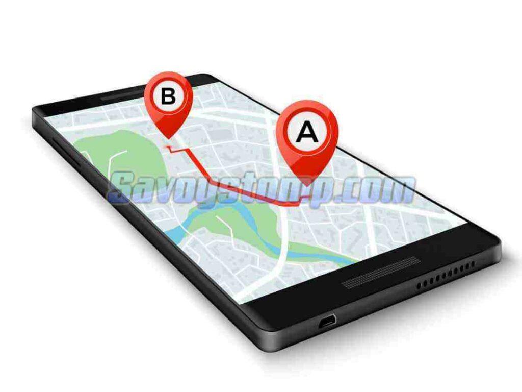 Melacak Lokasi dengan GPS