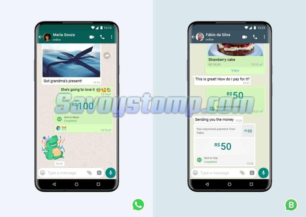 Mengetahui File yang Dikirim Whatsapp Sniffer
