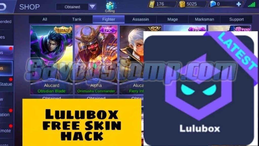 Perbedaan Menggunakan Lulubox dan Tidak