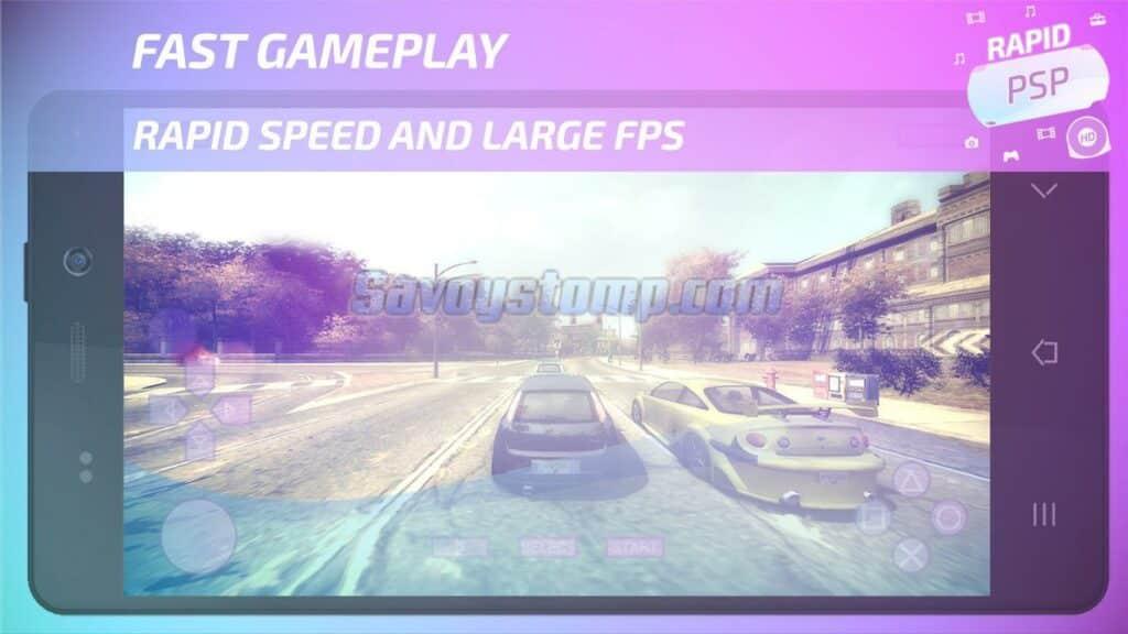 Rapid PSP - Download Game PPSSPP