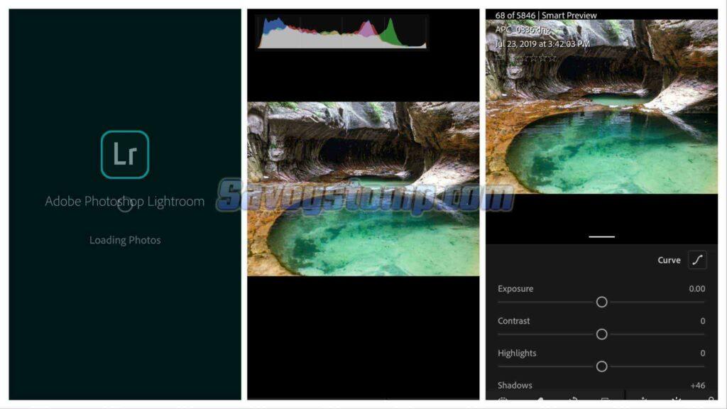Review Aplikasi Lightroom Mod
