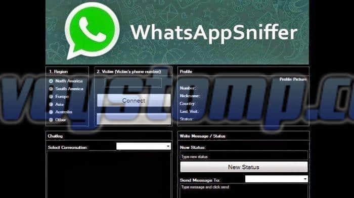 Review Aplikasi WhatsApp Sniffer