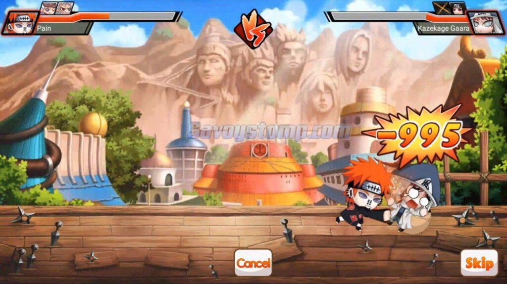 Review Ninja Heroes Mod APK
