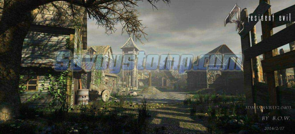Review-Resident-Evil-4-Mod-APK