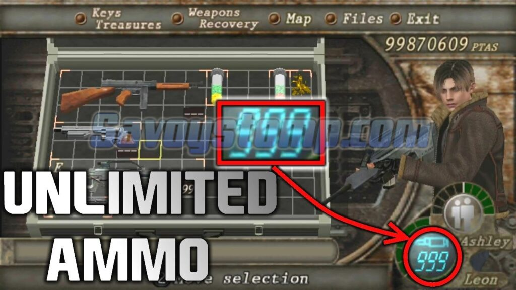 Unlimited-Ammo