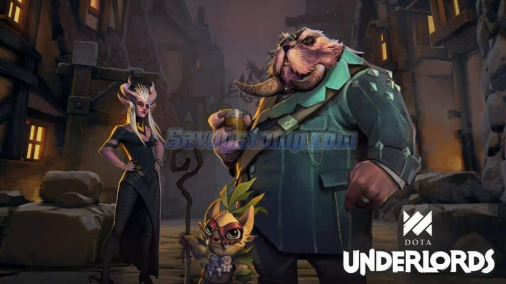 Dota-Underlords