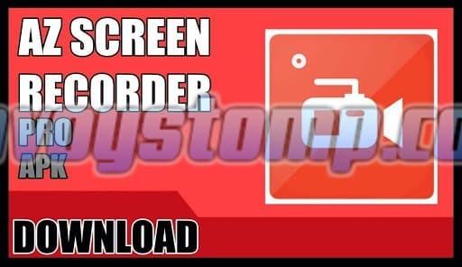 Download-AZ-Screen-Recorder-Pro-APK