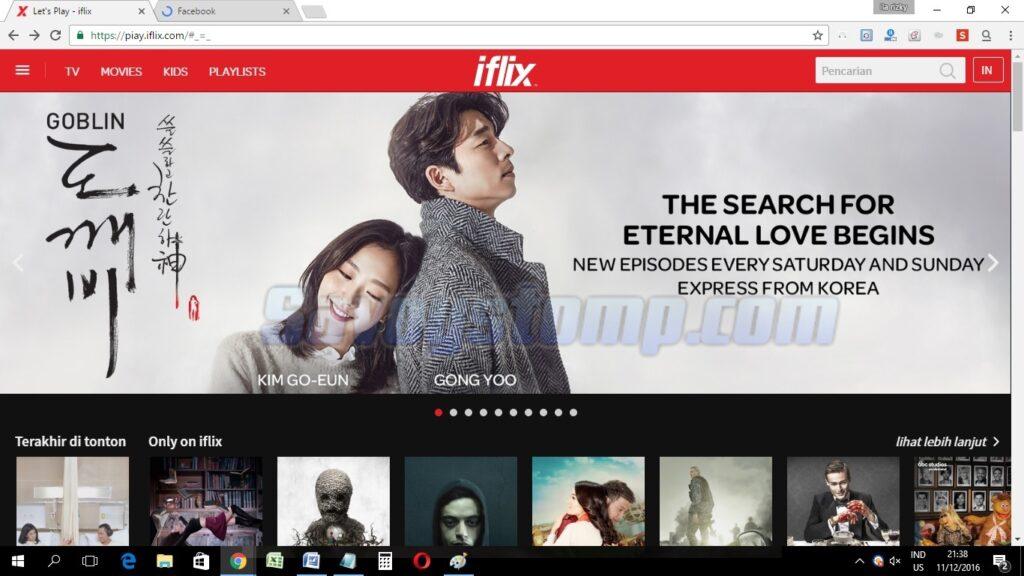 Nonton Drama Korea - Iflix