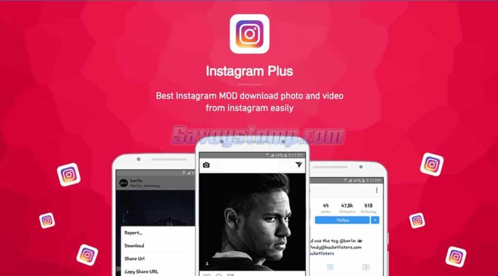 Instagram-Plus