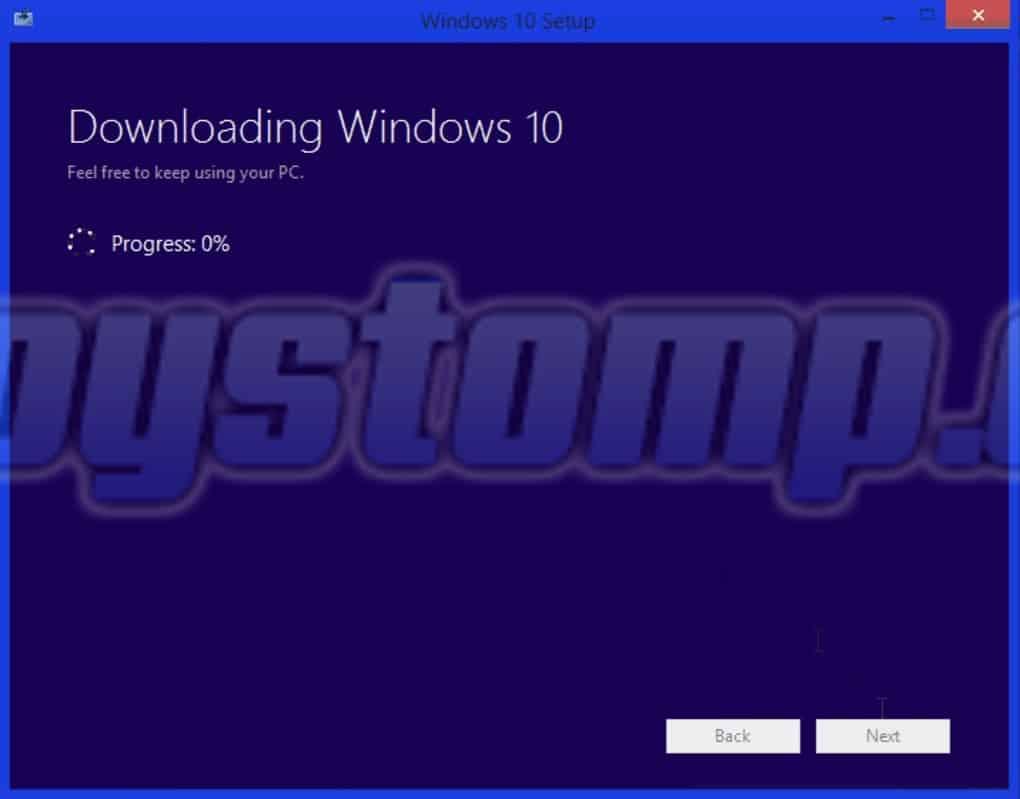 Cara Update Windows 10 dengan Media-Creation-Tool