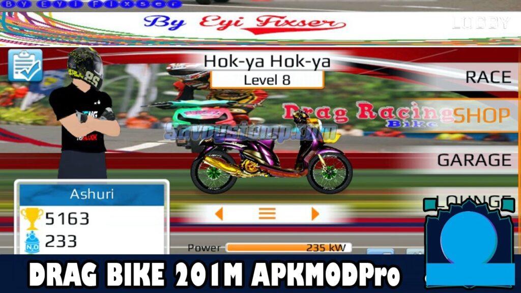 Mengenal-Lebih-Jauh-tentang-Game-Drag-Bike-201m-MOD-APK