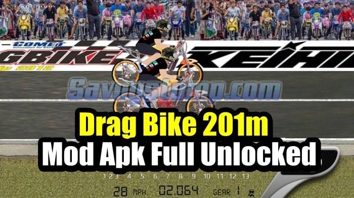 Perbedaan-antara-Game-Drag-Bike-201m-Versi-Original-dengan-Versi-MOD-APK
