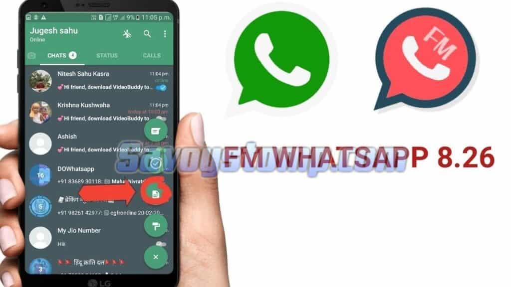 Perbedaan-fmwhatsapp-dengan-WhatsApp-Original
