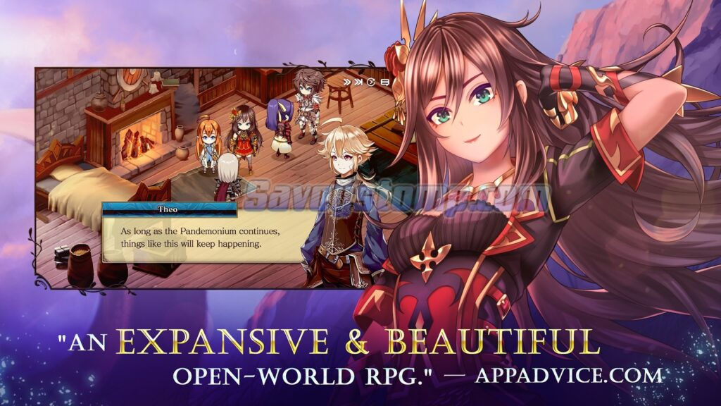 Review-evertale-mod-apk