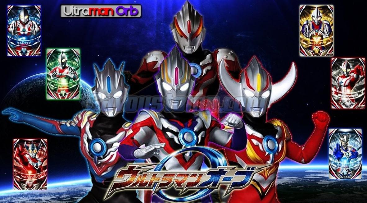 Ultraman-Orb-Mod-APK