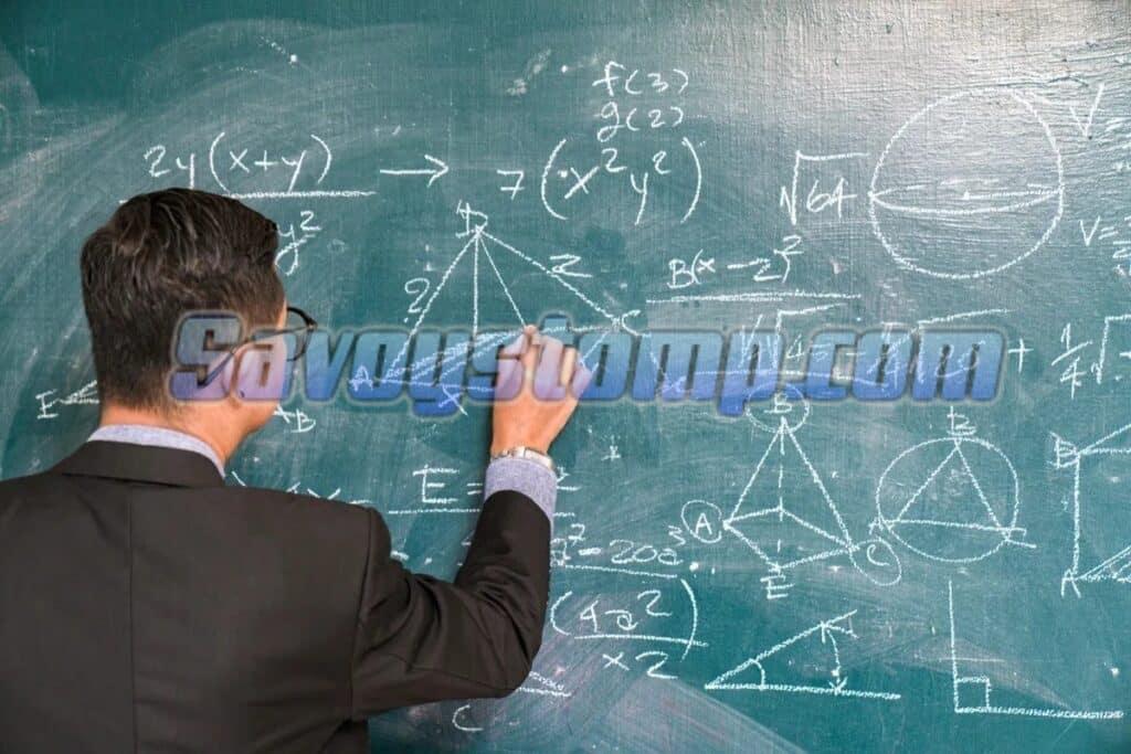 Contoh Soal Matematika Kelas 12