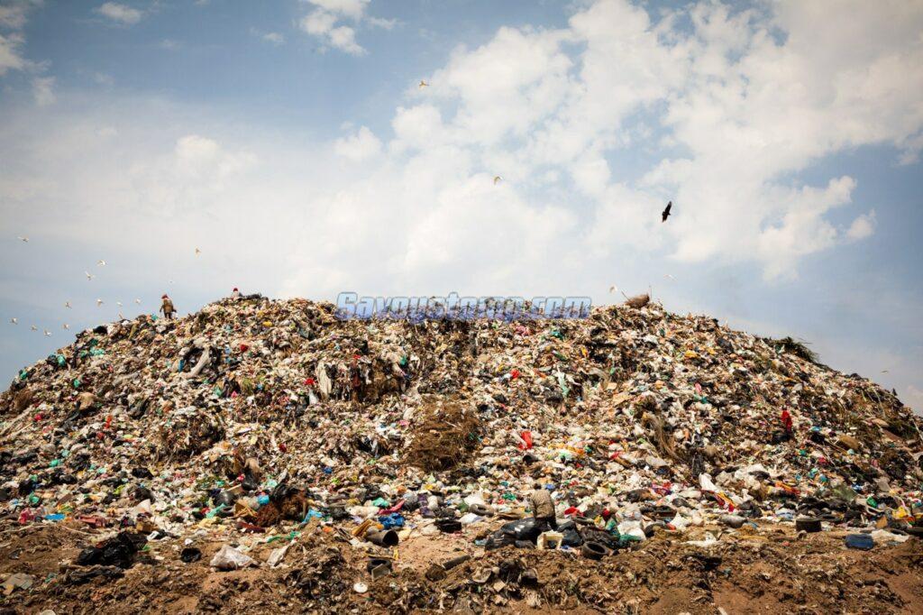 Contoh Teks Eksplanasi Sampah