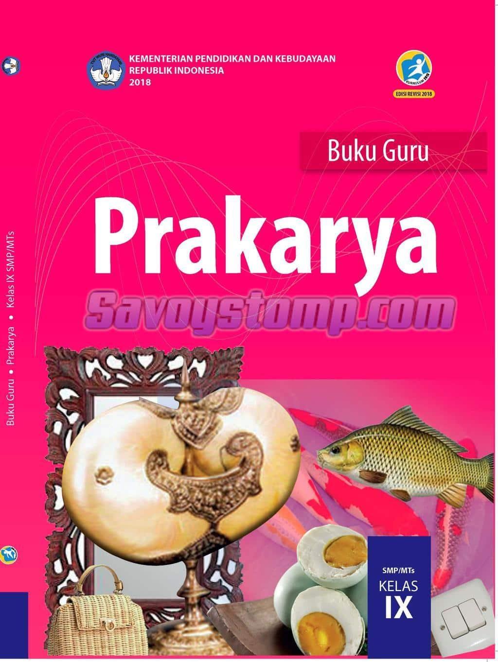 RPP-Prakarya-Kelas-9