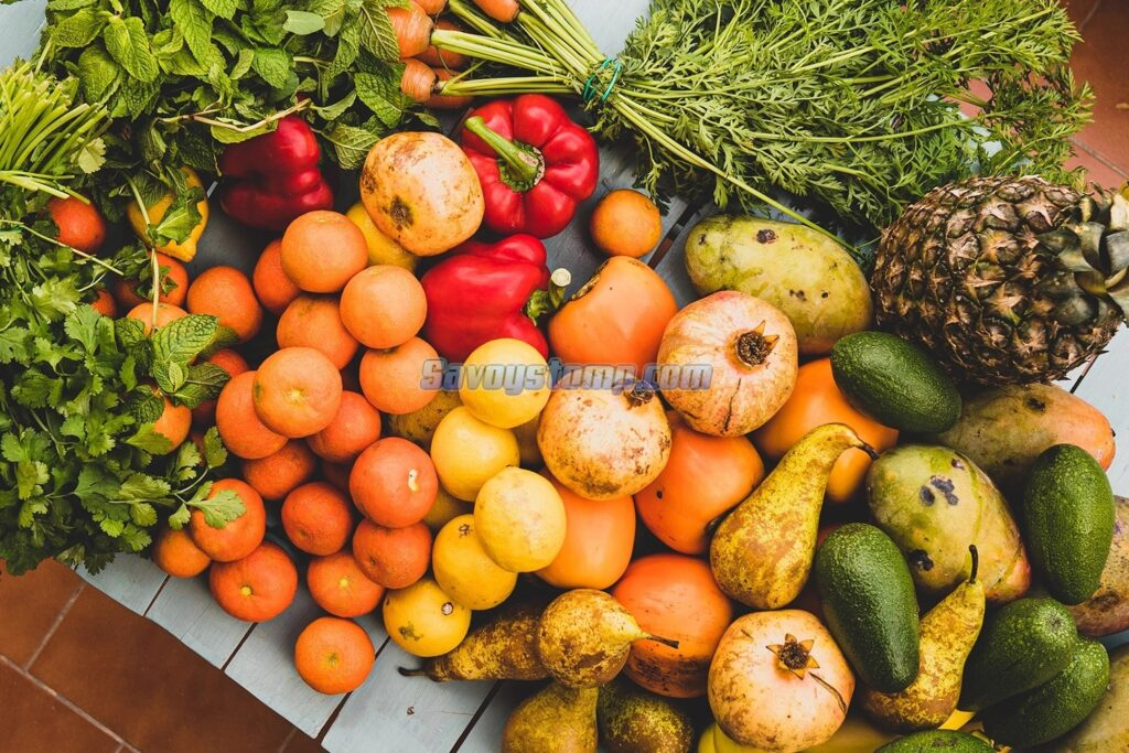 Soal-Fruits-and-Vegetables
