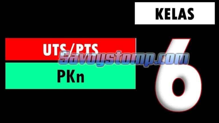 Soal-UTS-PKN-Kelas-6-Semester-1-beserta-Pembahasan