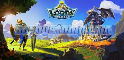 lords mobile mod apk unlimited money