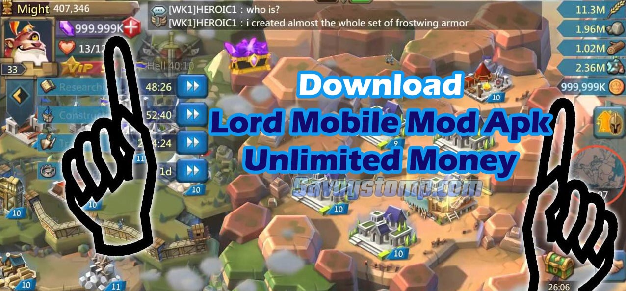 download lords mobile mod apk android 1