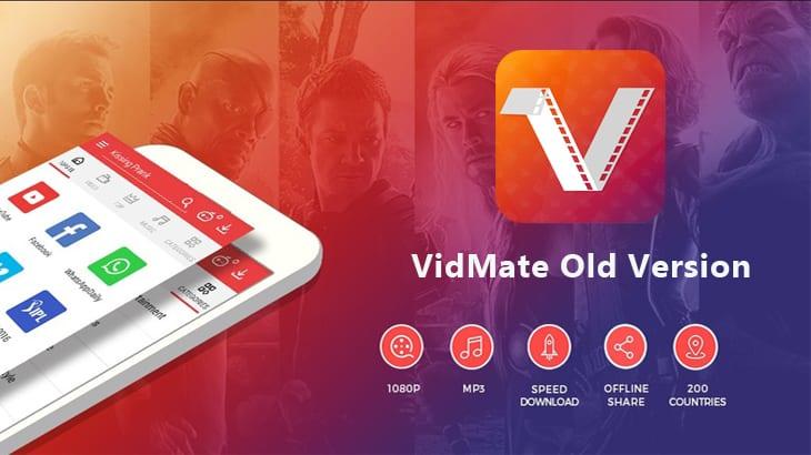 Detail Fitur & Link Download VidMate Versi Lama