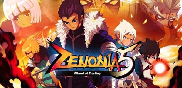 Download Zenonia 5 Mod Apk