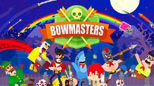 Download Bowmasters Mod APK