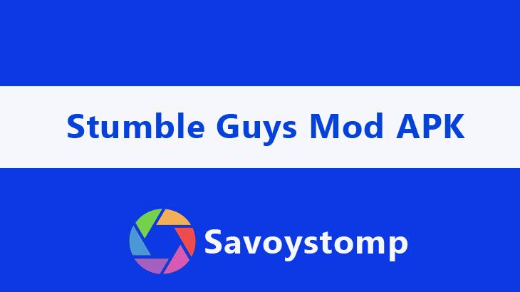 Cover Stumble Guys Mod APK