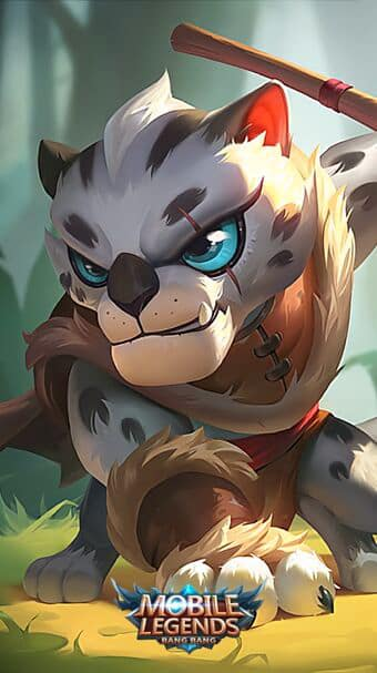 9. Benny (Panther Warrior)