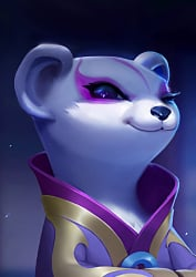 11. Yuki (Snow Witch)